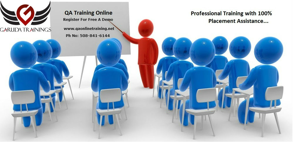 QA Online Training.qaonlinetraining.net