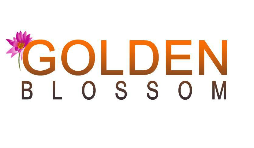 Yesh Golden Blossom - Logo