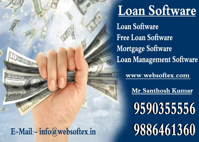 Loan Software, Free Loan Software, Mortgage Software, Loan Management Software