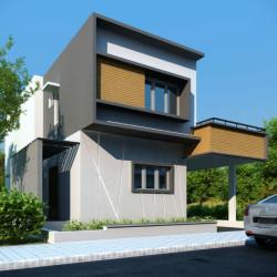 Model Villa