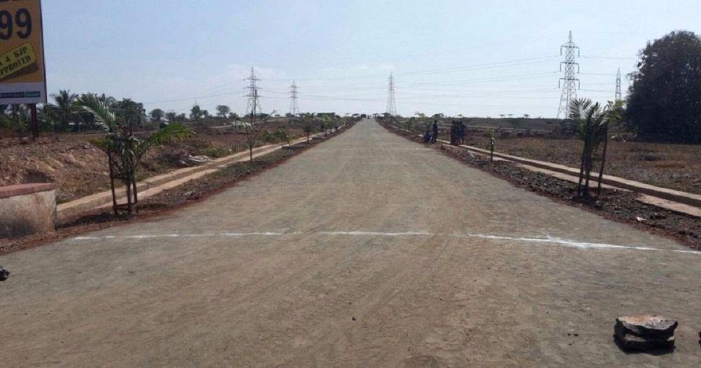 way to mahabaleshwar layout