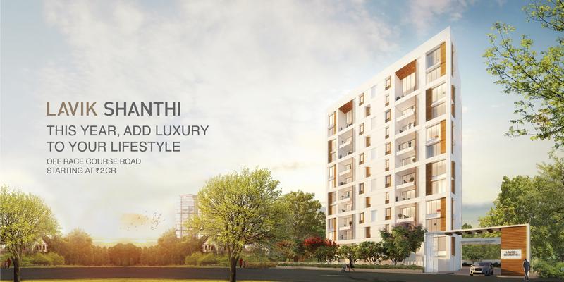Residential properties near racecourse coimbatore -Lavikshanthi